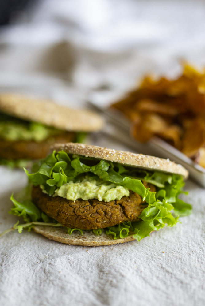 Hambúrguer Vegan