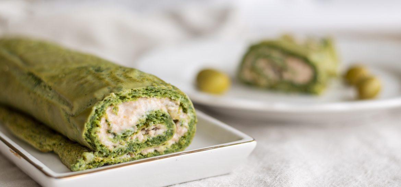 Torta de espinafres