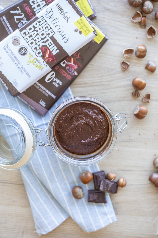 Creme de Cacao e Avelãs