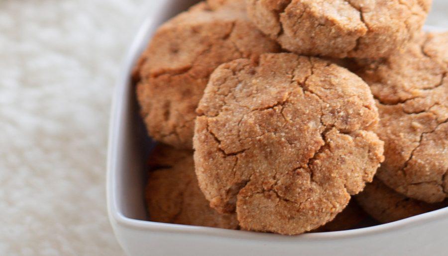 Receita de Biscoitos de Canela e Gengibre