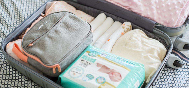 O que levar na mala da maternidade | Ele Cozinha, Ela Lava